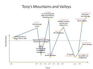 Tony Hsieh Mountains and Valleys